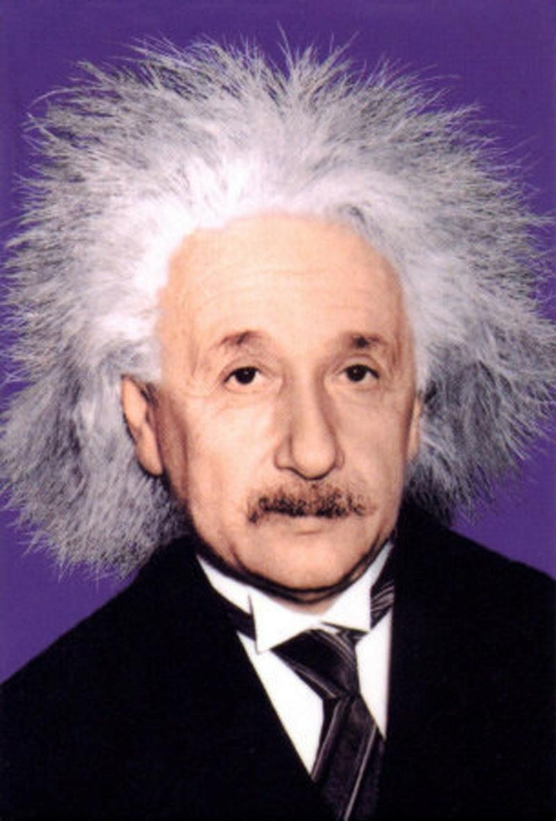 Albert Einstein | My Bipolar Life