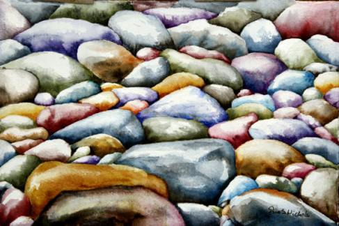 304 Colorful Rocks