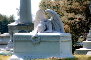 angel of grief first