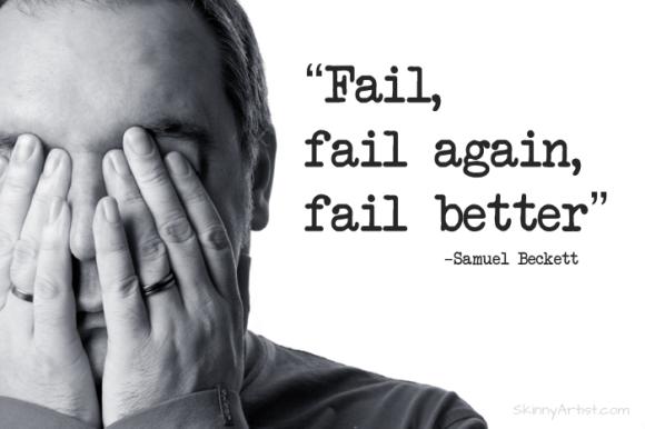 Fail-again